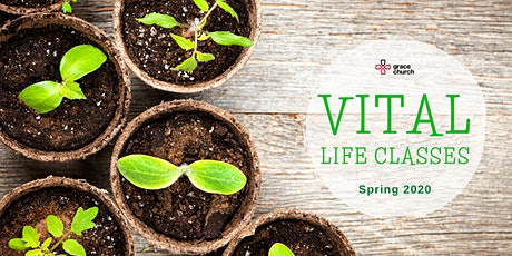Vital Life Classes - Spring 2020 tickets