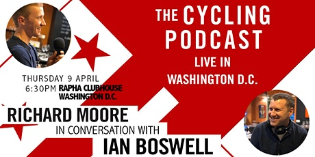 The Cycling Podcast live in Washington D.C. tickets