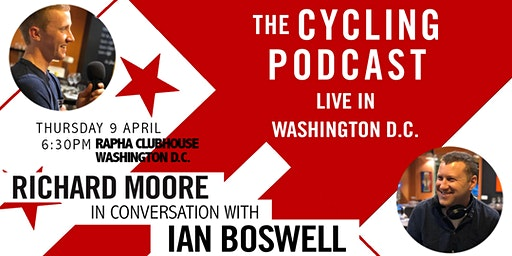 The Cycling Podcast live in Washington D.C.