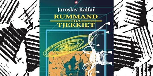 Danish edition of a book Spaceman of Bohemia