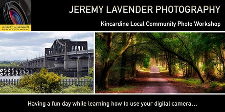 Kincardine Local Community Photography Workshop tickets