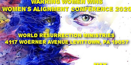 WOMEN'S VISION ALIGNMENT CONFERENCE 2020 tickets