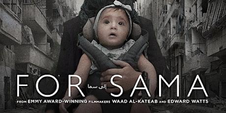 For Sama charity screening tickets