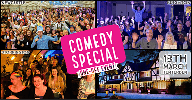 Comedy Special at the Little Silver! (Tenterden)