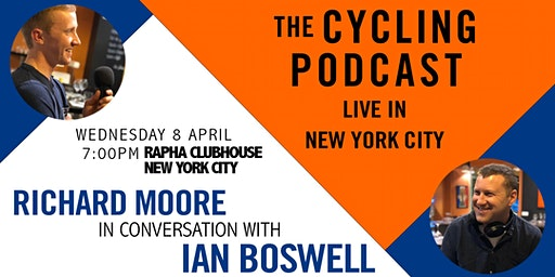The Cycling Podcast live in New York City