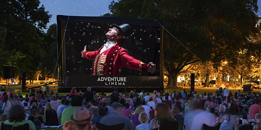The Greatest Showman Outdoor Cinema Sing-A-Long at Old Down Country Park