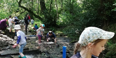 Stream Safari Again at Tegg's Nose Country Park tickets