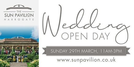 The Sun Pavilion Wedding Open Day