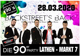 Osterparty Tickets