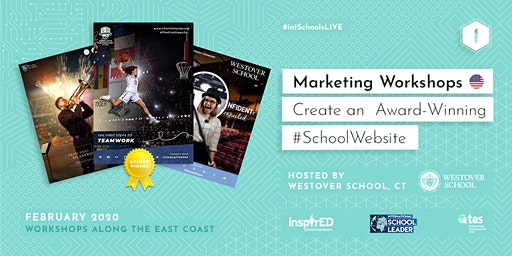 How  to Create An Award-Winning Website (Westover School, CT)