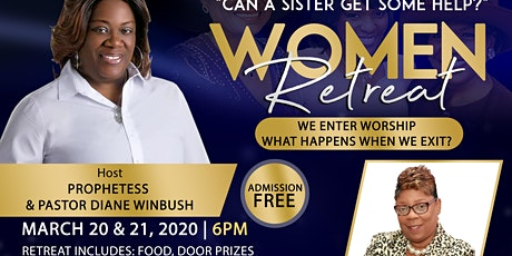 Can a Sister Get Some Help? Women Empowerment Retreat  tickets