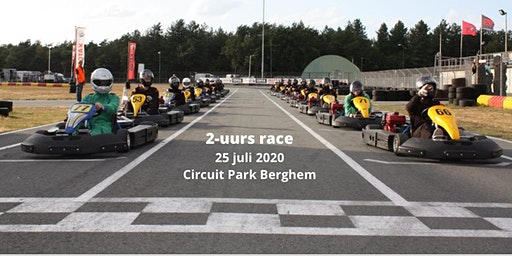 2-uurs kartrace Circuit Park Berghem