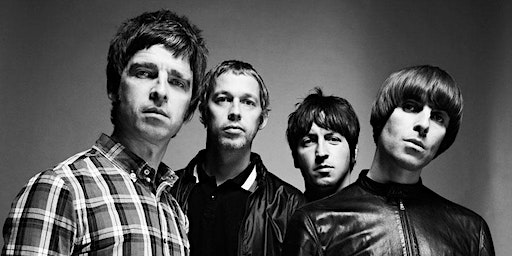 Roll With It 'The Ultimate Oasis Tribute'!