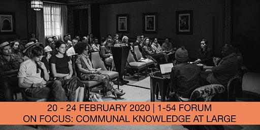 Curating as Collaborative Practice: COMMUNAL KNOWLEDGE