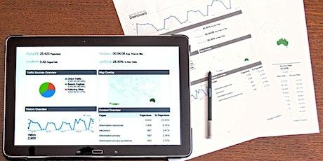 Der erfolgreiche Google Analytics Einstieg tickets