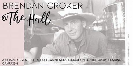 Live music night featuring Brendan Croker and others. tickets