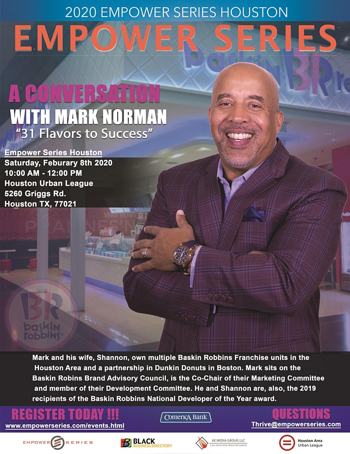 A Conversation with Mark Norman, Baskin Robbins Franchise Owner image