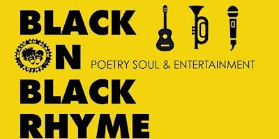 Black on Black Rhyme Tampa
