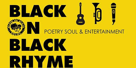 Black on Black Rhyme Tampa tickets
