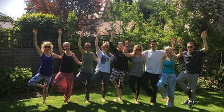 Ayurvedic Yoga August Summer Bank Holiday Retreat tickets