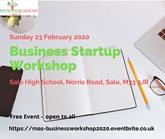 Business Startup Workshop