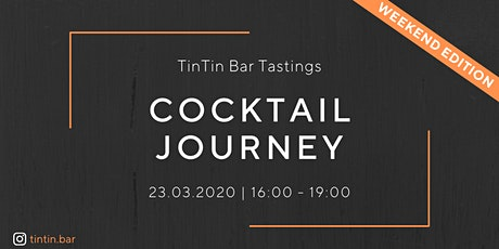 TinTin Cocktail Journey Tasting Tickets