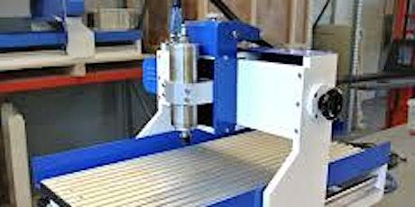 Machine-outil à commande numérique (CNC) découvrir, comprendre et utiliser billets