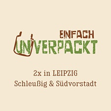 Einfach Unverpackt Leipzig Schleußig logo