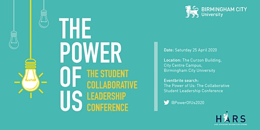 The Power of Us: The Collaborative Student Leadership Conference