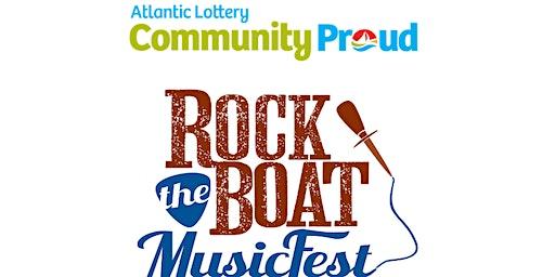 Atlantic Lotto Community Proud presents 2020 Rock the Boat Music Festival