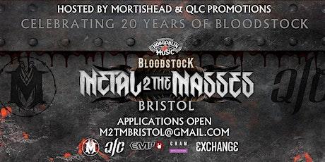 M2tM Bristol 2020 - Semi Final 2 tickets