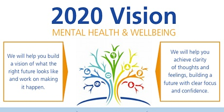 2020 Vision - Managing Your Mental Health tickets