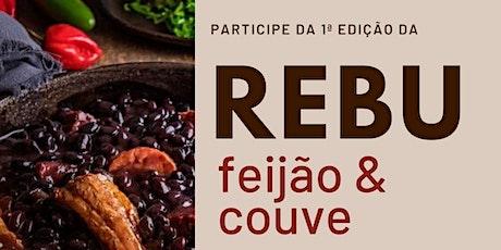 REBU FEIJÃO & COUVE ingressos