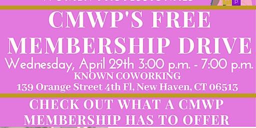 CMWP Membership Drive