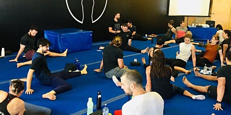 CHP Functional Mobility Class! tickets