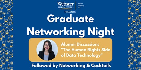 Webster Grad Networking Night tickets