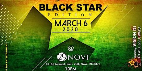 AFROBEATS & TRAP: BLACK STAR EDITION tickets