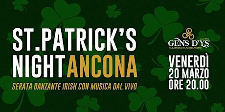 Ancona - St. Patrick's Night biglietti