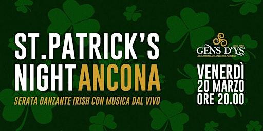 Ancona - St. Patrick's Night
