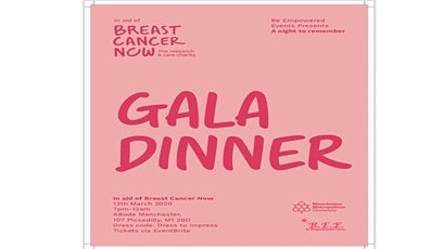 Be Empowered Events presents: A night to remember Gala Dinner tickets