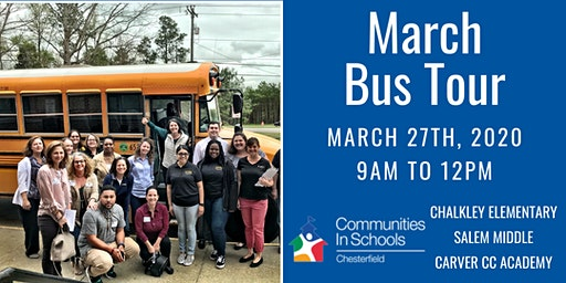 CIS of Chesterfield March Bus Tour