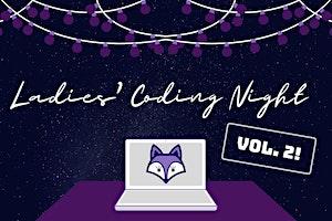 Ladies' Coding Night (vol. 2)