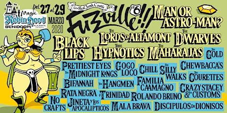 Fuzzville!!! #6 - 2020 entradas