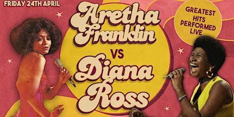 Aretha Franklin vs Diana Ross tickets