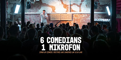 Stand-Up Comedy am Freitag