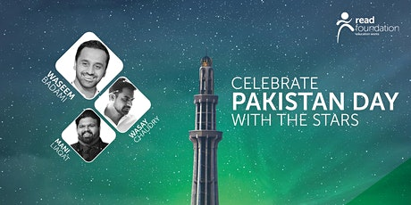 Celebrate Pakistan Day With the Stars tickets