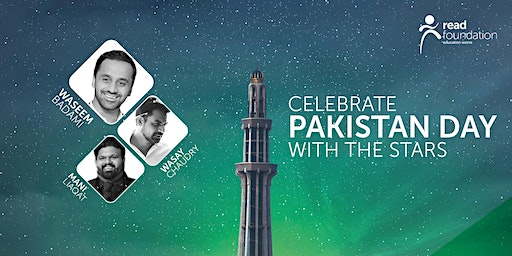 Celebrate Pakistan Day With the Stars