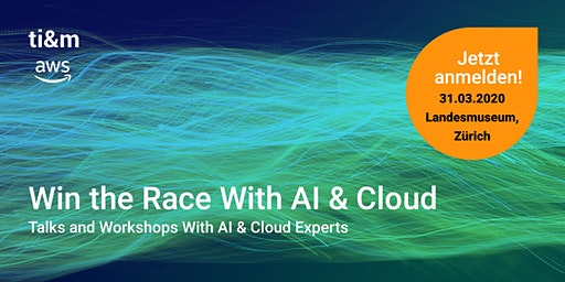 Win the race with AI & Cloud