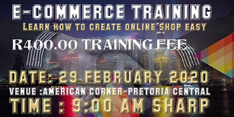 E-Commerce Training tickets