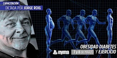 Obesidad, Diabetes y Ejercicio entradas
